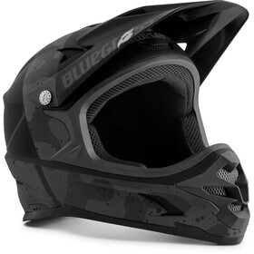 bluegrass Intox Fietshelm, black/camo